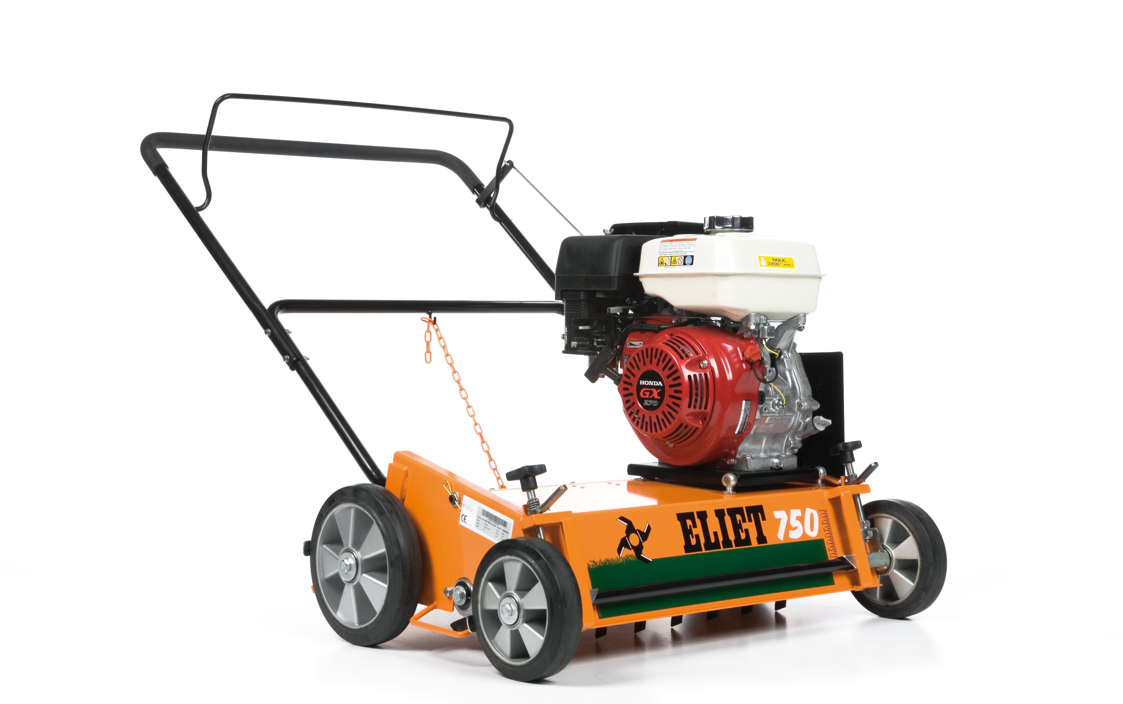 ELIET E750 PRO VM verticuteermachine
