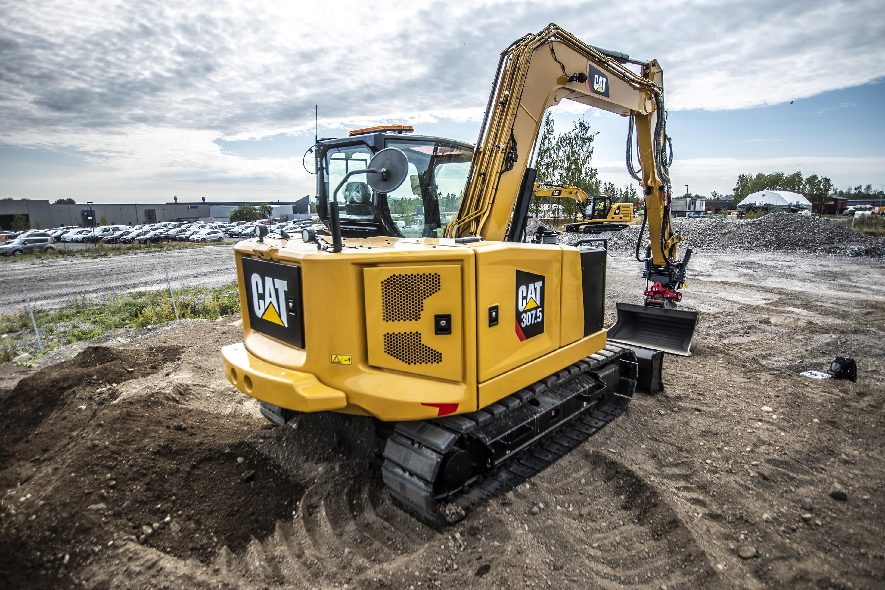 CAT 307.5 Next Generation