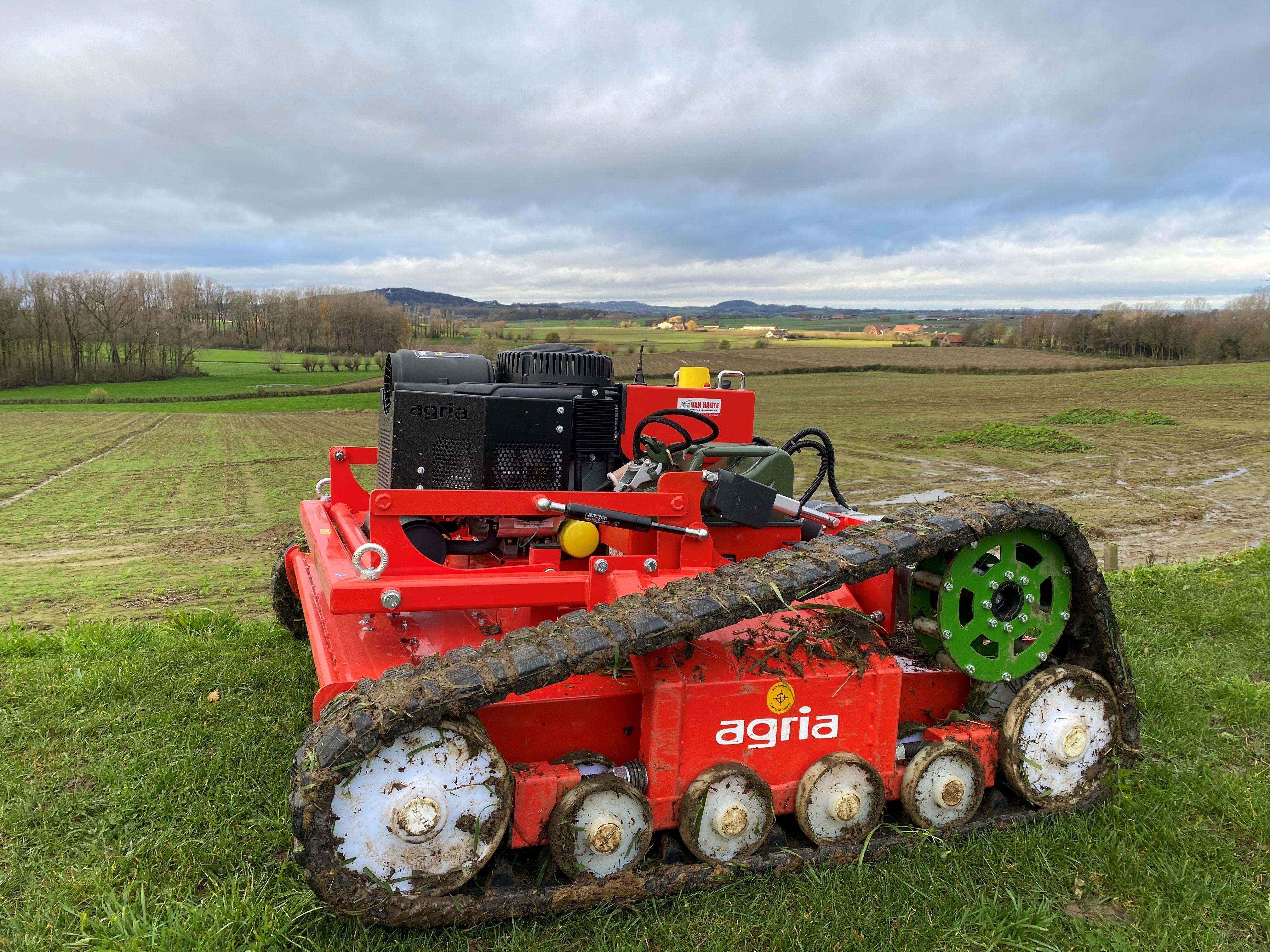 Agria 9600-112 2020 kawasaki motor