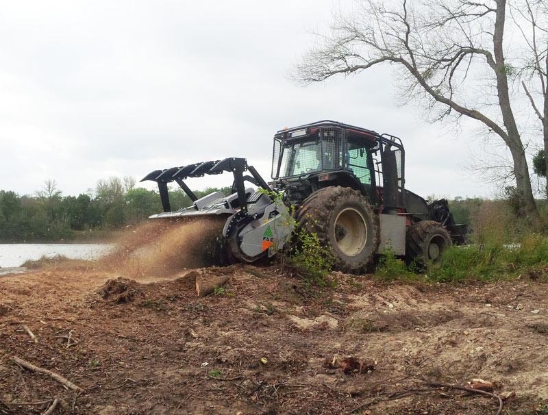 Mulchers voor tractoren