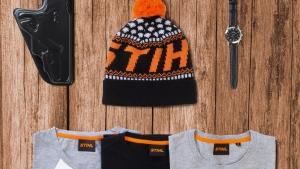 Merchandising Stihl